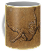 The Fall Of Icarus Coffee Mug