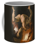 The Fall Of Ixion Coffee Mug