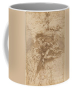 The Fall Of The Rebel Angels [recto] Coffee Mug