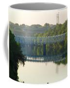 The Falls And Roosevelt Expressway Bridges - Philadelphia Coffee Mug