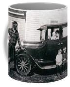 The Family Car Coffee Mug