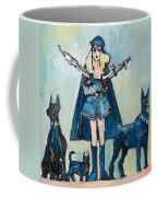 The Family That Plays Together Coffee Mug