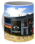 The Famous Murals On Route 66 Coffee Mug