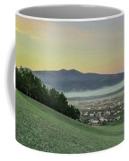 The Far Mountain Coffee Mug