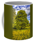 The Farm Tree Art Coffee Mug