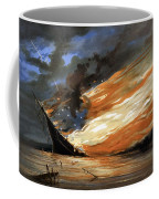 The Fate Of The Rebel Flag Coffee Mug by War Is Hell Store