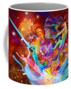 The Fathers Paint Brush Coffee Mug