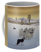The Fells In Winter Coffee Mug