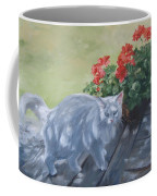 A Feral Cloud Coffee Mug