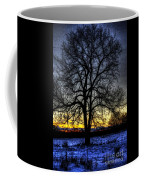 The Field Tree Hdr Coffee Mug