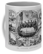 The Fifteenth Amendment  Coffee Mug by War Is Hell Store