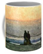 The Final Sunset Coffee Mug