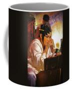 The Final Touch-chinese Opera Coffee Mug