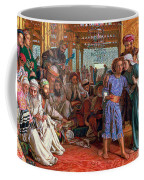 The Finding Of The Savior In The Temple Coffee Mug by William Holman Hunt