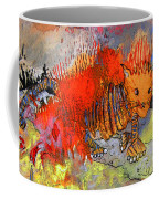 The Firecat Coffee Mug