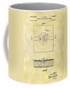 The First Computer Chip Patent Coffee Mug