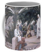 The First Shall Be The Last Coffee Mug by Tissot