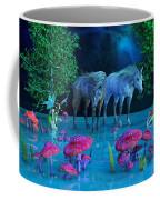 The First Time We Saw Horses Coffee Mug