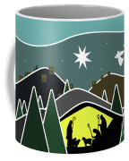 The First Visitors White Version Coffee Mug