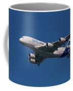 The Firts Airbus A380 Coffee Mug