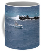The Fishing Boat Coffee Mug
