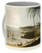 The Fishing Cove Near Columbo Coffee Mug