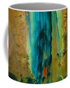 The Flair Of The Flame Abstract Coffee Mug