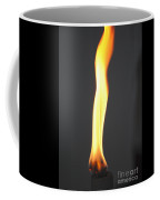 The Flame Coffee Mug