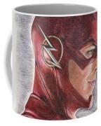 The Flash / Grant Gustin Coffee Mug