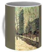 The Flatiron Building 2 Coffee Mug