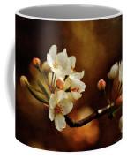The Fleeting Sweetness Of Spring Coffee Mug by Lois Bryan