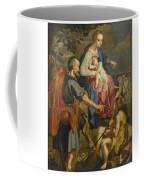 The Flight Into Egypt Coffee Mug