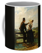 The Flirtation Coffee Mug