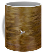 The Floating Feather Coffee Mug