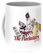 The Flockstars Coffee Mug by Sarah Rosedahl