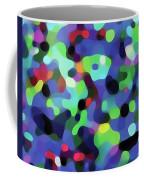 The Flow Of The Dancers Coffee Mug