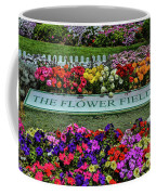 The Flower Field Coffee Mug