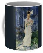 The Flower Holder Coffee Mug