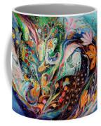 The Flowers And Sea Coffee Mug