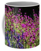 The Flowers And The Bees Coffee Mug