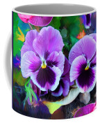 The Flowers Of Eleanor  Coffee Mug