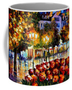 The Flowers Of Luxembourg Coffee Mug