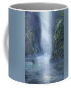 The Flowing Of Time Coffee Mug