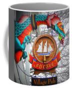 The Fo'c'sle Village Pub Coffee Mug