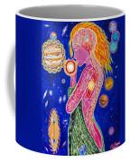 The Fool Goddess  Coffee Mug
