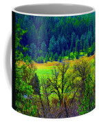 The Forest Echoes With Laughter 2 Coffee Mug