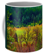 The Forest Echoes With Laughter Coffee Mug