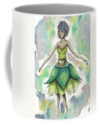 The Forest Sprite Coffee Mug