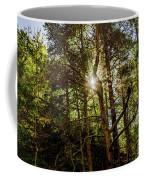 The Forest Sun Coffee Mug
