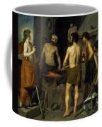 The Forge Of Vulcan Coffee Mug